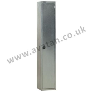 Steel Lockers-Single-Door-Lockable
