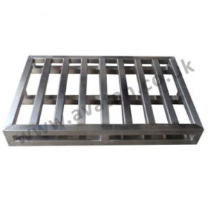 Pallet stainless steel heavy duty Hygienic
