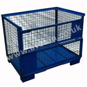 Euro Cage Pallet Gitter Box Mesh Stillage In Stock