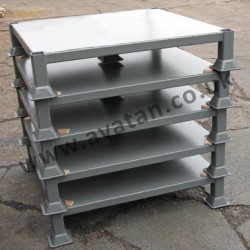 Steel Pallets Standard & Bespoke Designs