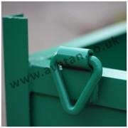 Lashing ring crane lift stillage