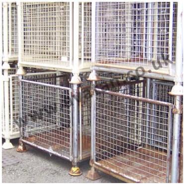 SHC33-Used-Cage-Pallet Heavy Duty Stillage