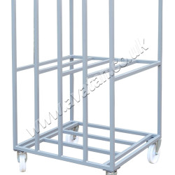 Mobile Storage Rack Vertical For Steel & Timber Sheet