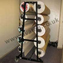 Vinyl Rack Display & Storage Stand