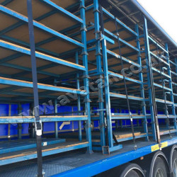 SHP203 Used Post Pallet 49 Per Load