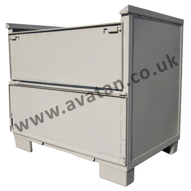Euro 90 Stackable Box Pallet