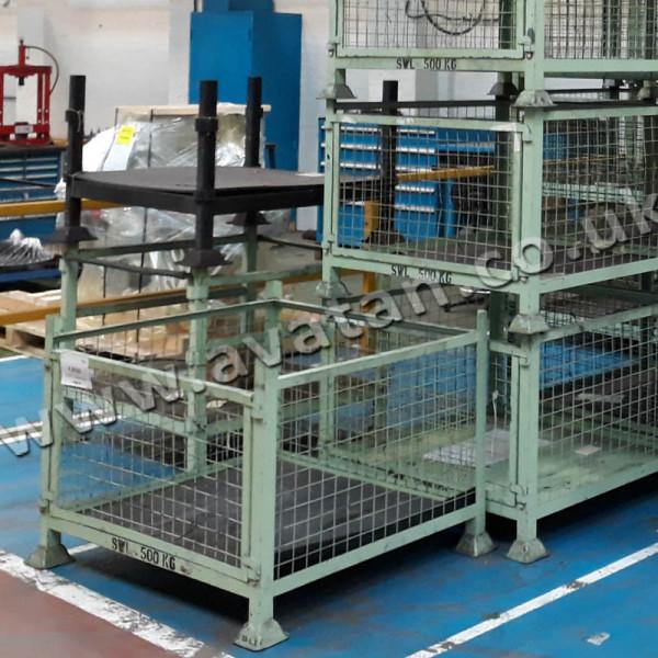 SHC205 Used Cage Pallet wm